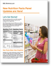 Nutrition Facts Panel Updates Are Here