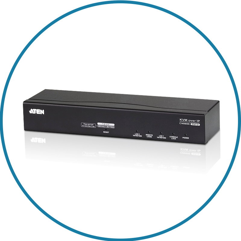 CN8600 KVM over IP Switch