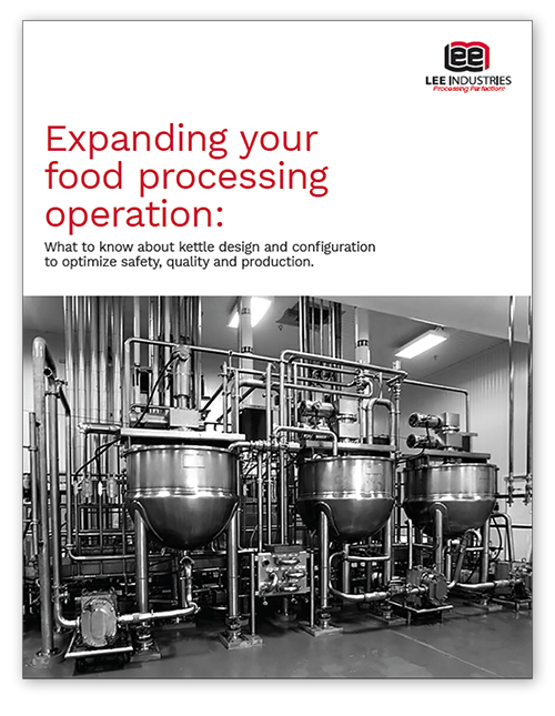 Expanding your food processing operation