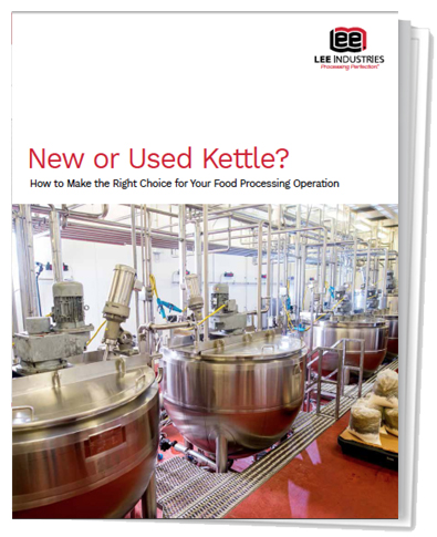 New or Used Kettle?