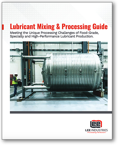 Lubricant Mixing & Processing Guide